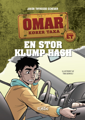 Omar kører taxa