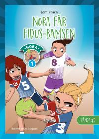 Nora får fidus-bamsen - Nora 1