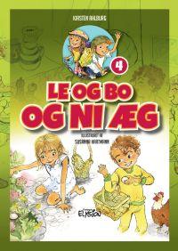 Le og Bo og ni æg - Le og Bo 4