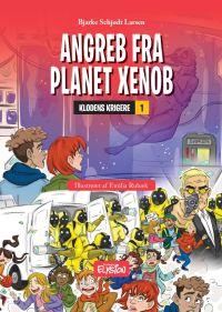 Angreb fra Planet Xenob - Klodens Krigere 1