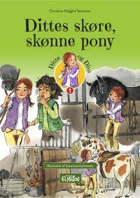 Dittes skøre, skønne pony - Ditte og Diva 1