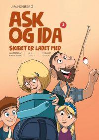 Skibet er ladet med - Ask og Ida 3