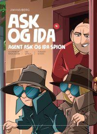 Agent Ask og Ida spion - Ask og Ida 4