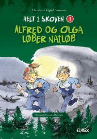 Alfred og Olga løber natløb - Helt i skoven 3