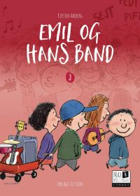 Emil og hans band - Max 4 bog 3