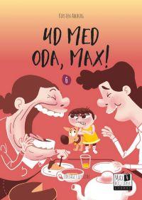 Ud med Oda, Max - Max 4 bog 6