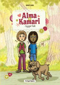 Alma og Kamari 1-8 (SÆT)
