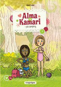 Alma og Kamari på camping