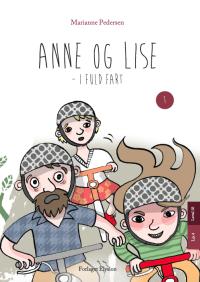 Anne og Lise 1-8 (SÆT)