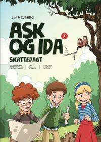 Skattejagt - Ask og Ida 1