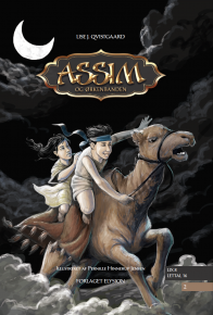 Assim og ørkenbanden - Assim serien bog 2