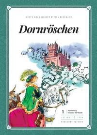 Dornröschen - tyske eventyr 1