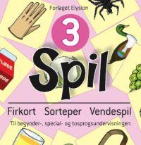 Tre spil - Firkort, Sorteper, Vendespil