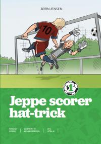 Jeppe scorer hattrick - Jeppe 1