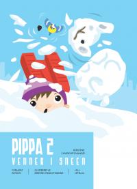 Venner i sneen - Pippa 2