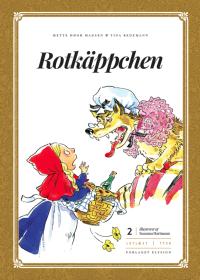 Rotkäppchen - tyske eventyr 2