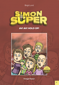 Av! Av! Hold op! - Simon Super 4