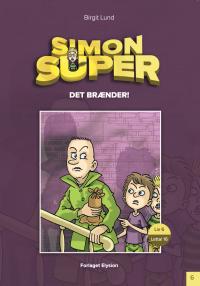 Det brænder - Simon Super 6