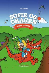 """Skøre eventyr 1 """"Sofie og Dragen"""""""