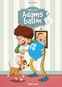 Adams ballon - Adam og Figo 1