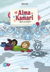 Alma og Kamari løber på skøjter