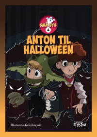 Anton til halloween - Små Gys 4