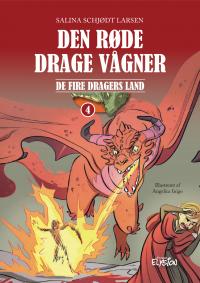 Den røde drage vågner - De fire dragers land 4