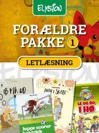 Forældrepakke 1 - Letlæsning