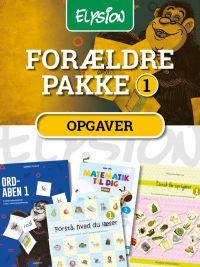 Forældrepakke 1 - Opgavebøger