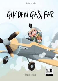 Giv den gas, far - Lydret Max 3 bog 5