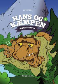 """Skøre eventyr 4 """"Hans og Kæmpen"""""""