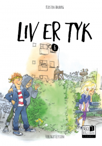 Liv er tyk - Lydret Max 3 bog 6