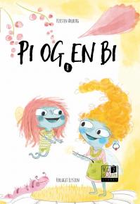 Pi og en bi - Lydret Max 2 bog 8