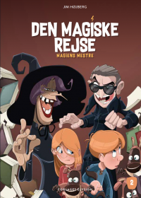 Den Magisk Rejse - Magiens Mestre 2