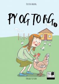 Py og to æg - Lydret Max 2 bog 12