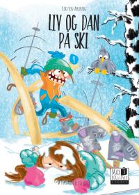 Liv og Dan på ski - Lydret Max 3 bog 9