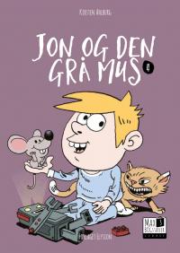 Jon og den grå mus - Lydret Max 3 bog 4