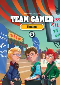 Finalen - Team Gamer 5