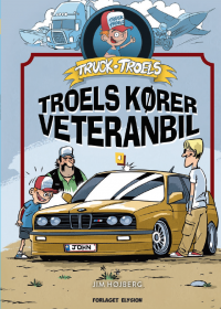 Truck Troels kører veteranbil - Truck Troels 4